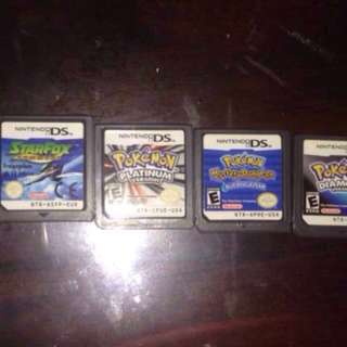 Ds games offer!!!