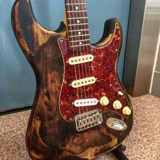 RELIC your guitar!