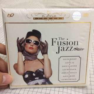 CD The Fusion Jazz 2013