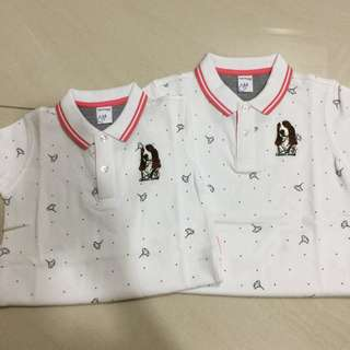 Toddler Hush Puppies Polo T- Price for EACH!!!