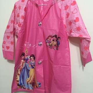 公主系列 兒童雨衣