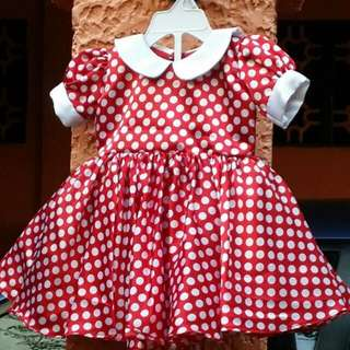 Mickey Mouse Baby Dress
