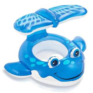 Intex Whale Baby Float