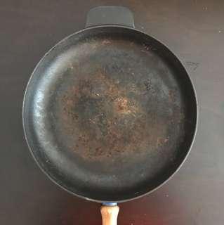 Ikea Cast Iron Skillet 29cm