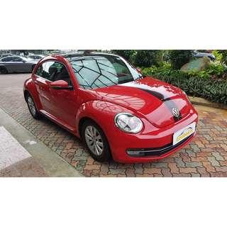 Volkswagen Beetle 1.2 Auto TSI DSG
