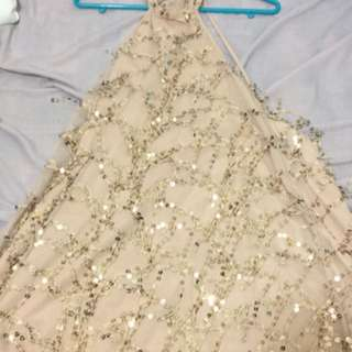 STREETHEART SEQUINED DRESS