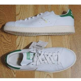 🚚 全新 愛迪達 Adidas Originals Stan Smith 史密斯 綠尾 金標 奶油底 球鞋 耐吉 NIKE