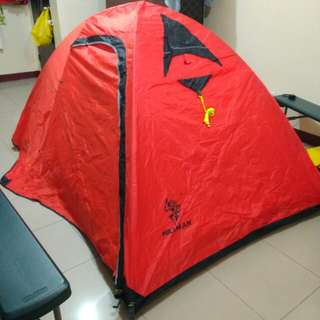 Camping / Hiking Tent Waterproof NEVER been used
