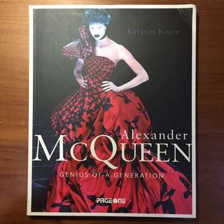 Alexander McQueen catalogue