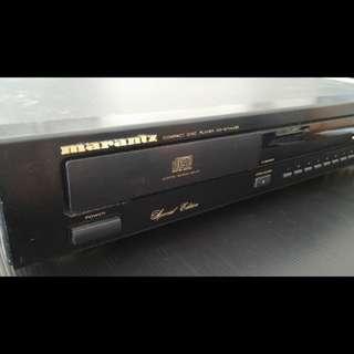 Marantz Compact Disc Player CD-67mkIISE