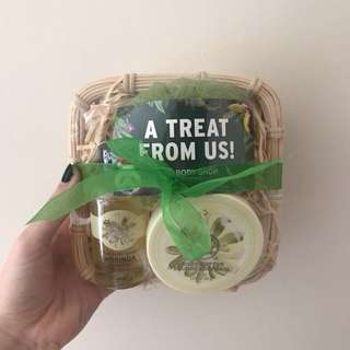 BODY SHOP GIFT PACK