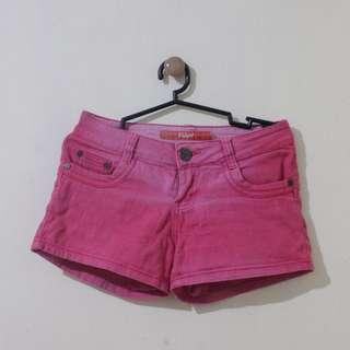 Mid-Rise Denim Shorts (Brand: Redgirl)