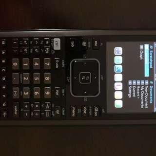 TI-nspire cx CAS (CAS calculator)