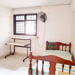 Outram MRT @ Blk 5 Everton Park / Cantoment (Common Bedroom)  - 5 Mins Outram MRT!! China Town / Many Shopping Mall; With Aircon, With Wifi / All Genders Welcome!