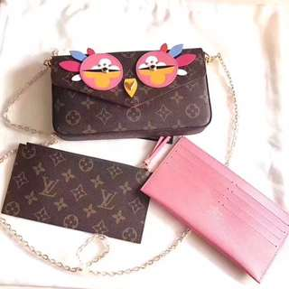 LV 3 in 1 sling bag