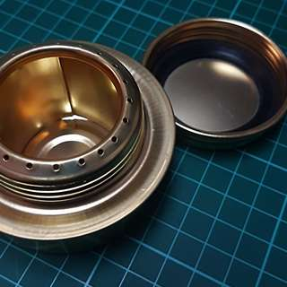 Brass Alcohol Stove