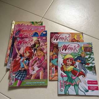Winx club Magazines clearance sale