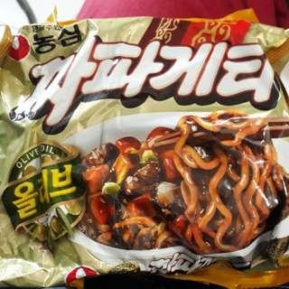 Chapagetti Korean Noodle