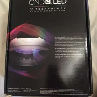 LED CND UV light
