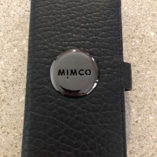 Mimco IPhone 7 Leather case