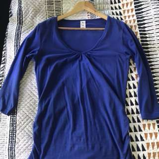 Bub2be maternity top size 14