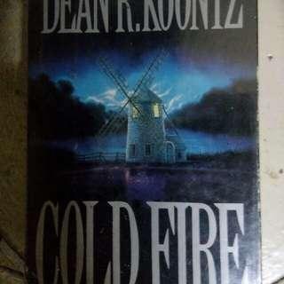 Coldfire Novel (hardbound)