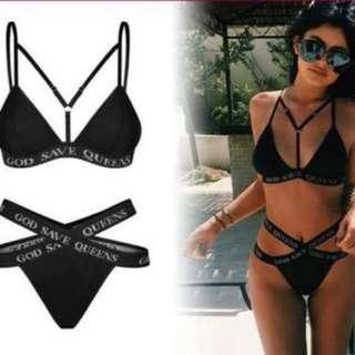 God Save Queens Bikini size 6-8