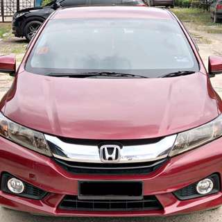 HONDA CITY 1.5 (A) E SPEC (CONTINUE LOAN / SAMBUNF BAYAR)