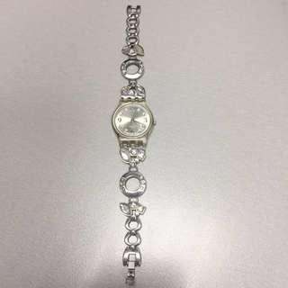 Swatch 水晶手錶