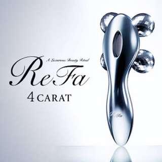 全新日本ReFa Carat 4 白金滾輪