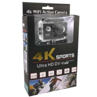 BRAND NEW 4K ACTION CAMERA