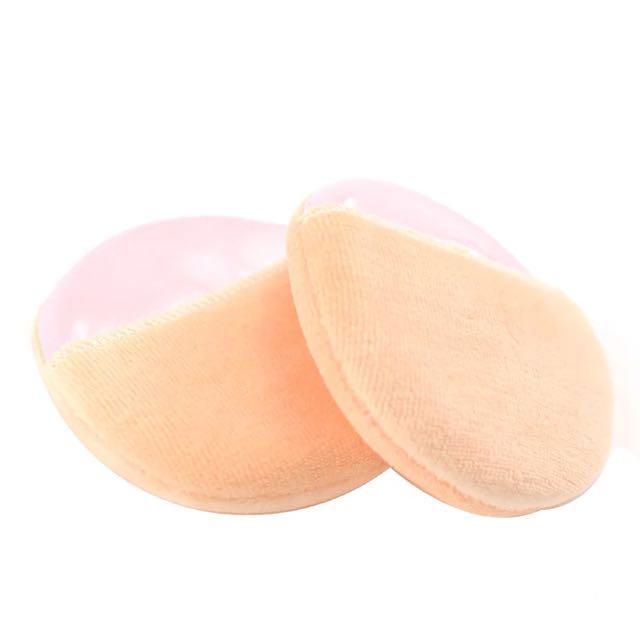 化妝棉只蜜粉使用粉撲1包6個