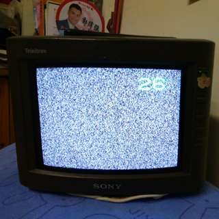 90年代Sony9吋電視機