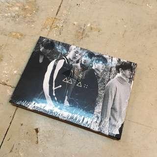 B1A4 3RD ALBUM GOOD TIMING送MININOTE+RADOM貼紙一張