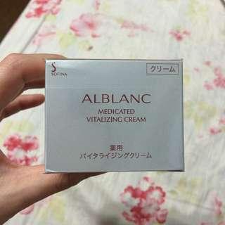 🚚 SOFINA潤白美膚水澪高機能精華霜