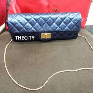 AUTHENTIC CHANEL REISSUE CLUTCH