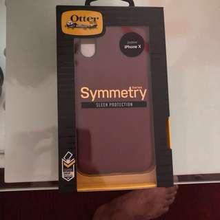 Otterbox symmetry Iphone X