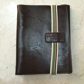 Original BN Starbucks Genuine Leather Journal