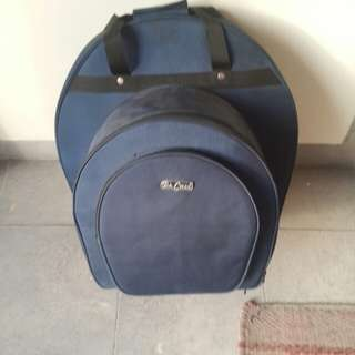 Dr Case trolly cymbal & snare