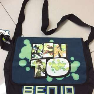 Ben 10 Messenger Bag cross shoulder