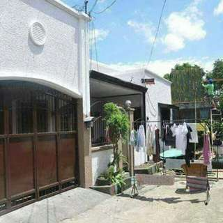 Lot with old house for sale in quezon city