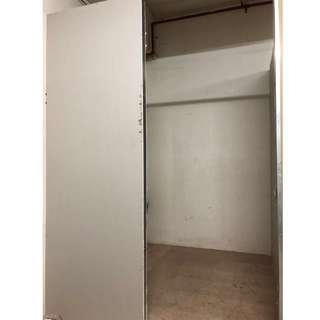 Small space rental