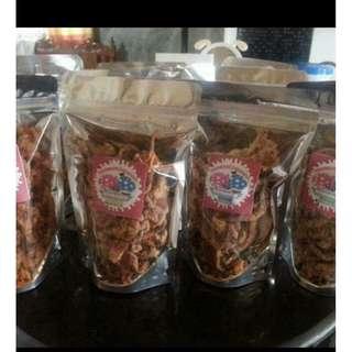 Mushroom Chicharon a Healthy Alternative Snack