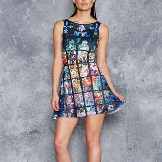 Black Milk St Vitus Play Dress L