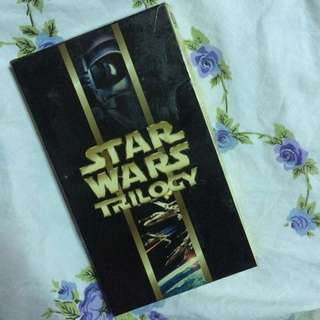 Star Wars Trilogy Box Set (VCD)
