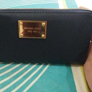 Michael Kors Jet Set Zip Wallet