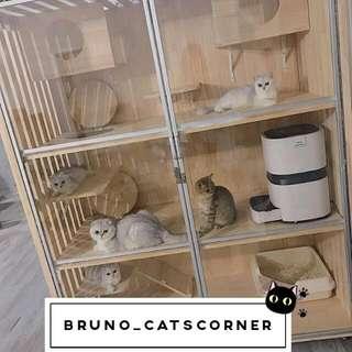 Cats Cabinet/Cabin/House/Condo