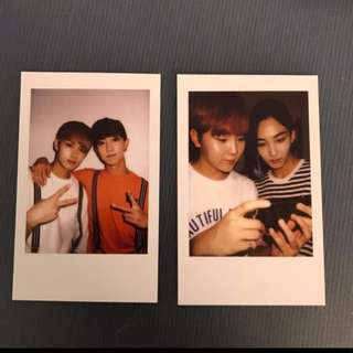 Official Seventeen Shining Diamond Seoul Unit Photocard