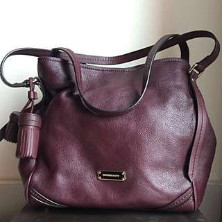 Burberry Canterbury Shoulder Tote