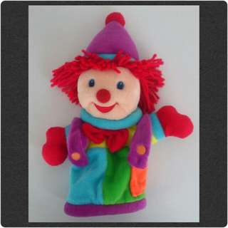 (2nd) Boneka Tangan Mr.Clown